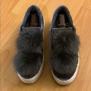 Sam Edelman pom Pom shoes